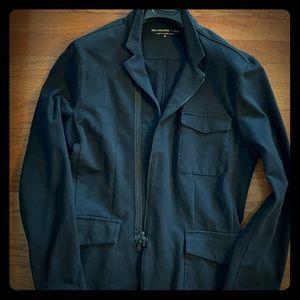 John Varvatos sweater blazer